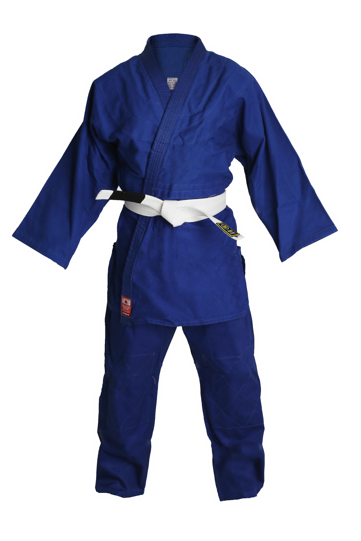 Кимоно для дзюдо fowad sport blue