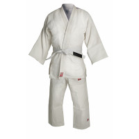 Кимоно для дзюдо fowad sport white триколор