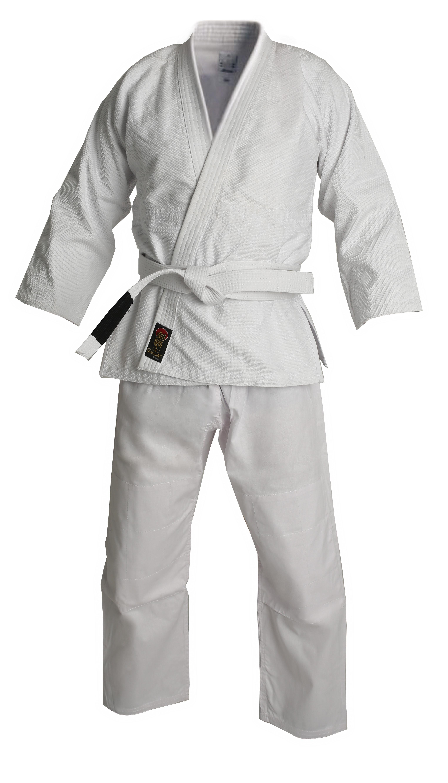 Кимоно для дзюдо gladiator white