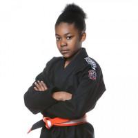 Детское кимоно для бжж tatami black nova 2015