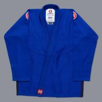 Кимоно для бжж scramble women blue