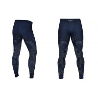 Спортивные штаны jagged russian eagle blue