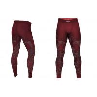 Спортивные штаны jagged russian eagle red