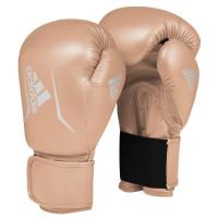 Боксерские перчатки adidas flx 3.0 speed 50 бежевый