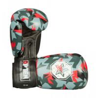 Боксерские перчатки top ten jungle