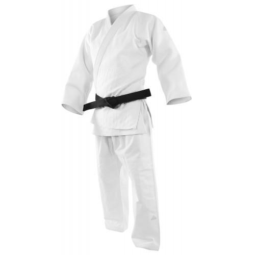 Кимоно для дзюдо adidas expert белое