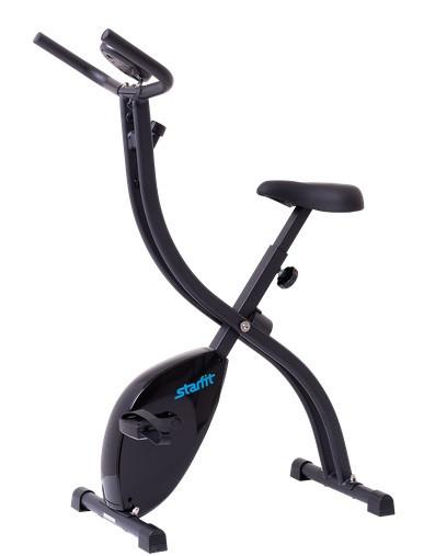 Велотренажер starfit bk-109 x-bike vogue new магнитный