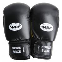 Боксерские перчатки noris wbe black