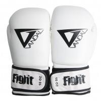 Боксерские перчатки vandal white