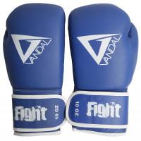 Боксерские перчатки vandal blue
