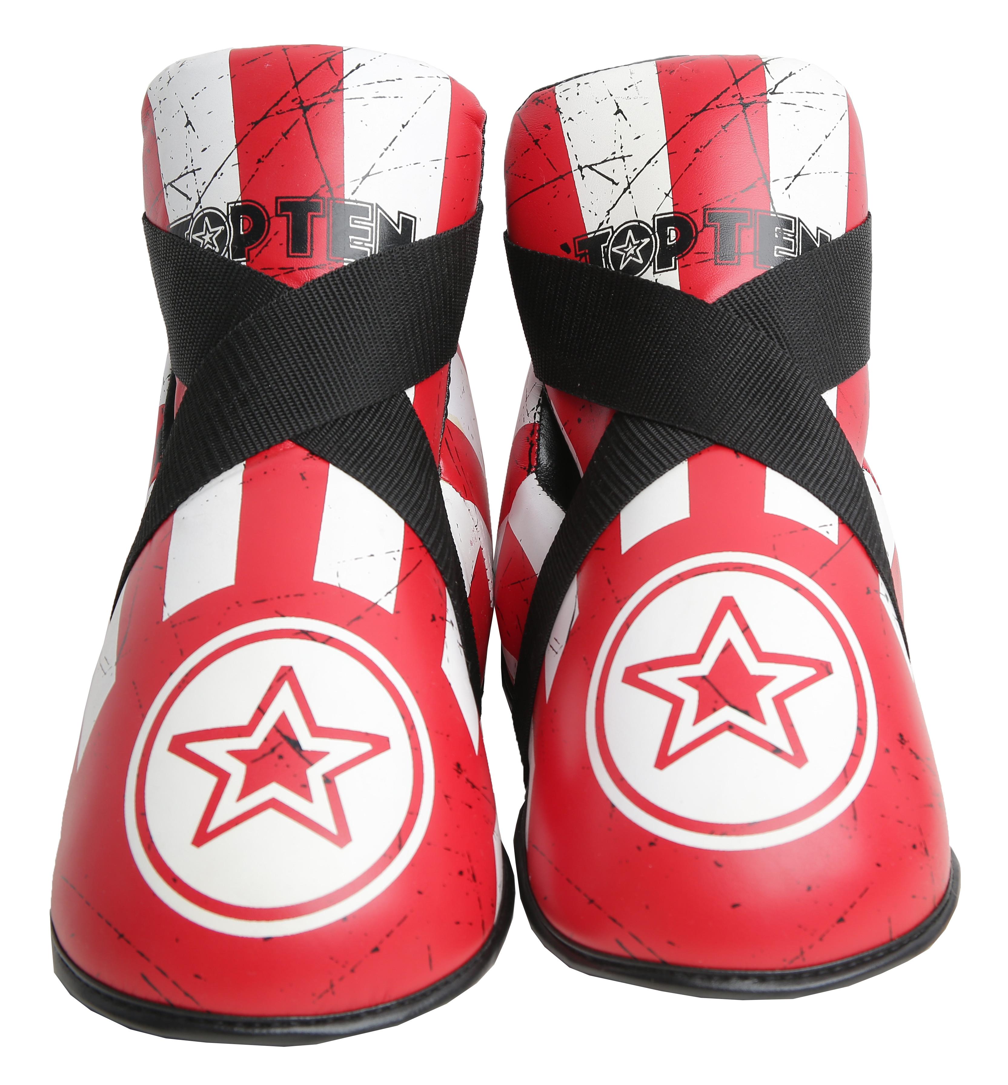 Футы top ten star red white