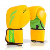 Боксерские перчатки infinite force model x yellow