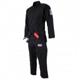 Кимоно для бжж tatami r black с заводским деффектом №58