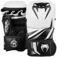 Тренировочные перчатки venum challenger 3.0 white black