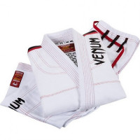Кимоно для бжж venum absolute 2.0 bjj gi - white