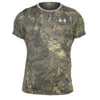 Футболка under armour yellow black 68