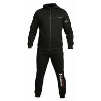 Мужской спортивный костюм under armour heat gear colorado black 01702