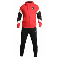Мужской спортивный костюм nike air red black 928632
