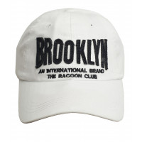 Бейсболка brooklyn white