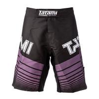 Шорты ранговые tatami black purple
