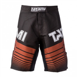 Шорты ранговые tatami black brown