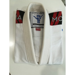 Детское кимоно для бжж motamma white