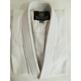 Кимоно для бжж adamas yoroi white