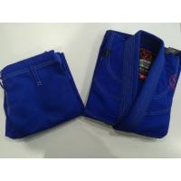 Детское кимоно для бжж rollology blue