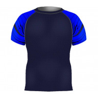 Рашгард детский orso bandage blue short sleeves