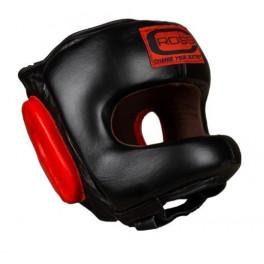 Шлем бамперный cross black