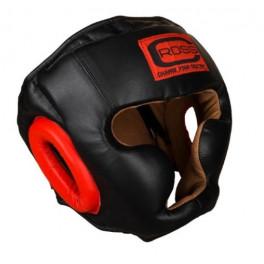 Шлем тренировочный cross мех 3 black