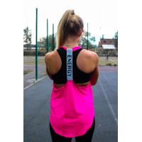 Спортивная майка energy pink
