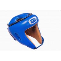 Шлем боксерский cross kik top blue