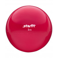 Медбол starfit gb703 red 1кг