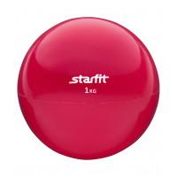 Медбол starfit gb703 red 1кг
