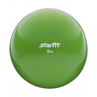Медбол starfit gb703 green 4кг