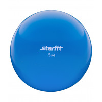 Медбол starfit gb703 blue 5кг