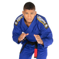 Кимоно для бжж tatami nova absolute bJJ blue