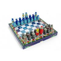 Шахматы новогодние