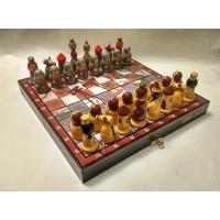 Шахматы куликовская битва