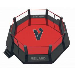 Клетка на большом помосте veiland