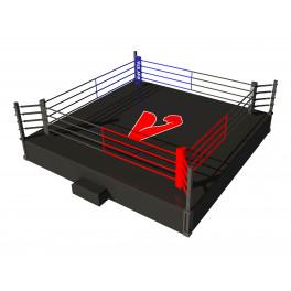 Боксерский ринг vieland 5x5