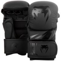 Тренировочные перчатки venum challenger 3.0 black/black