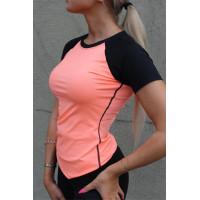 Спортивная футболка orange 2053