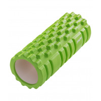 Ролик массажный starfit fa-503 зеленый