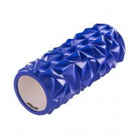 Ролик массажный starfit fa-504 синий