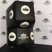 Боксерская подушка empireboxing апперкот3 кожа