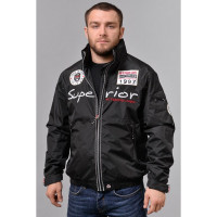 Куртка М1 for live черная