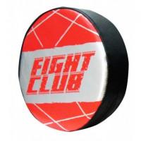 Лапа тренерская fight expert red