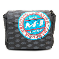 Сумка m-1 fighting league black big